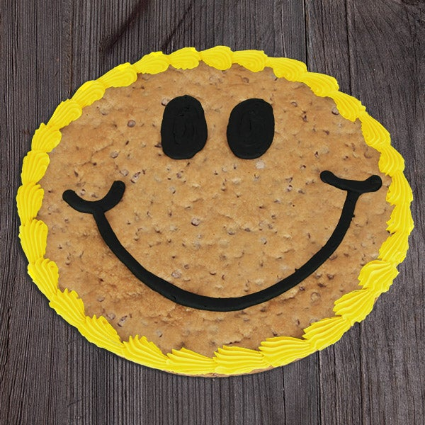 Boss's Day Smile Cookie Cake