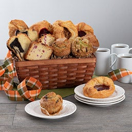 Breakfast Bakery Basket