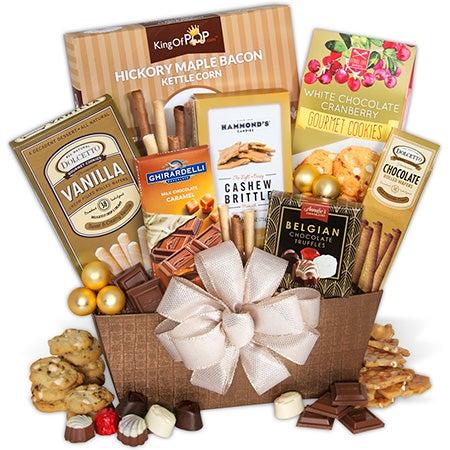 Good Tidings Holiday Gift Basket