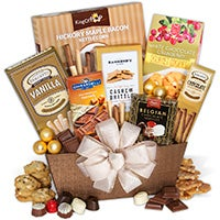 Good Tidings Holiday Gift Basket