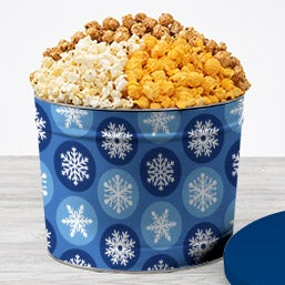 Winter Wonderland Popcorn Tin 7265