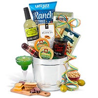 Ultimate Margarita Madness Gift Basket