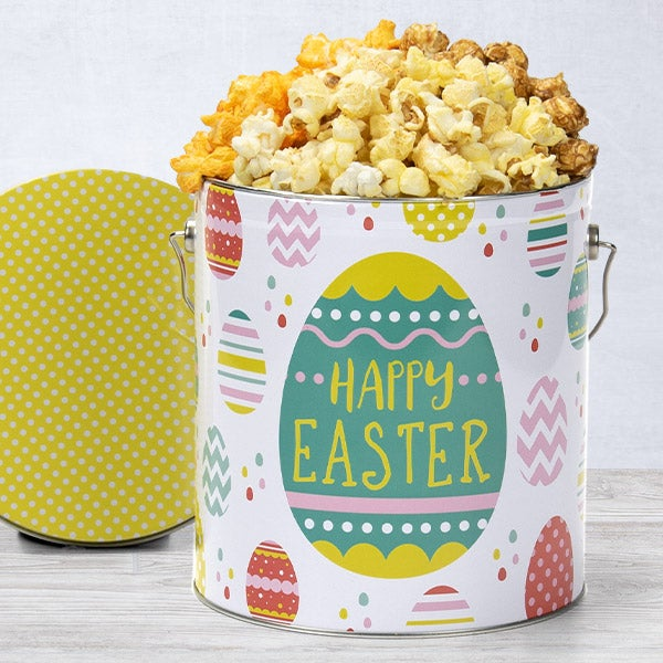 Easter Popcorn Sampler - People's Choice 1 Gallon