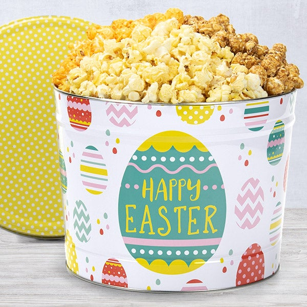 Easter Popcorn Sampler - Peoples Choice 2 Gallon