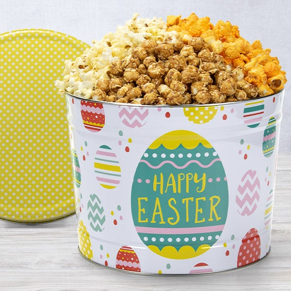 Easter Popcorn Sampler - Traditional 2 Gallon