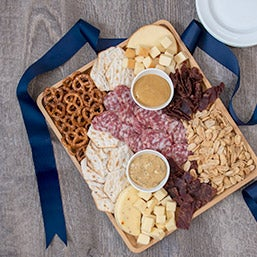 Epic Meat & Cheese Charcuterie Board
