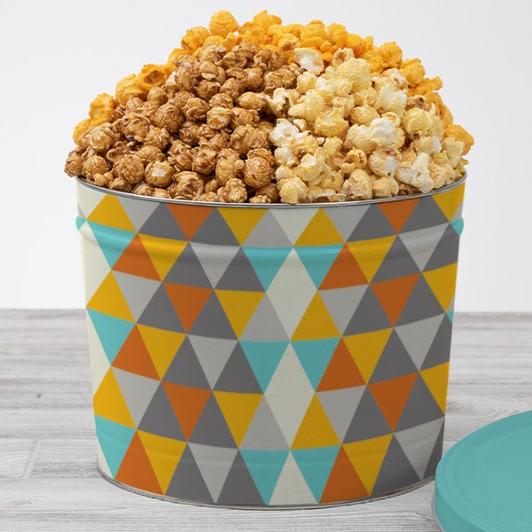 Father's Day Popcorn Tin 1374