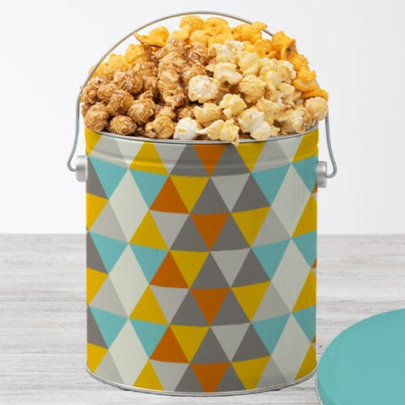 Father's Day Popcorn Tin - People's Choice