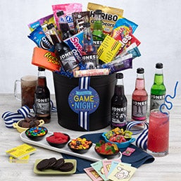 Father's Day Soda & Candy Game Crate 4666