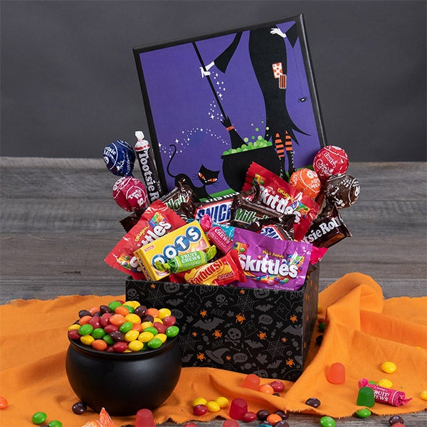 Halloween Candy Stash - Witch's Kitchen