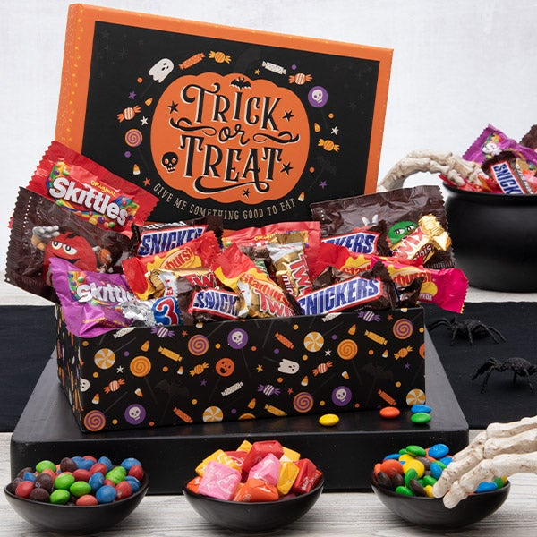 Halloween Candy Stash