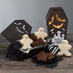Spooky Treats Gift Crate