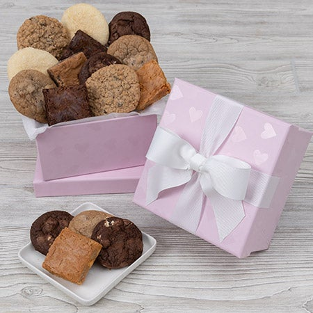 Love for Mom Brownie Gift Box