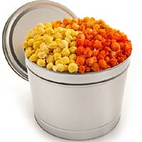 Game Day Popcorn Tin 1370