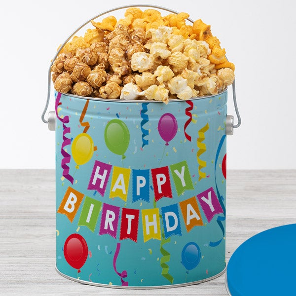 Popcorn Gift Baskets By GourmetGiftBaskets
