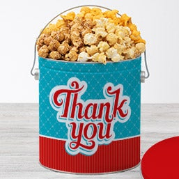 Thank You Popcorn Tin 7006
