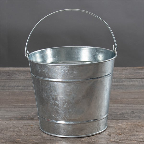 5 Quart Metal Bucket