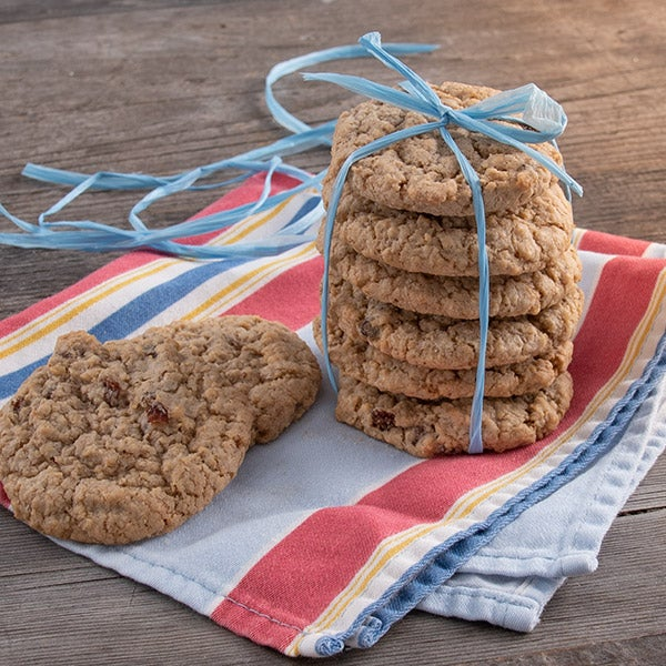 Oatmeal Raisin Cookies - 2 pack