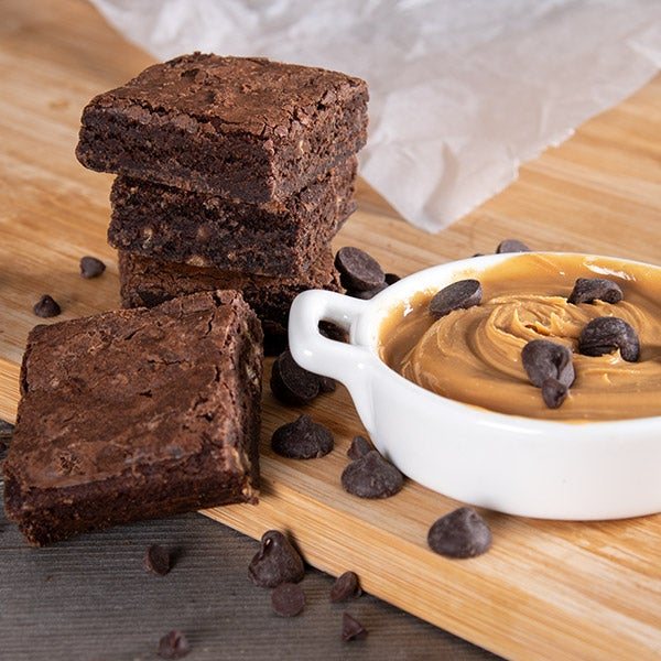 Peanut Butter - Mini - Brownie