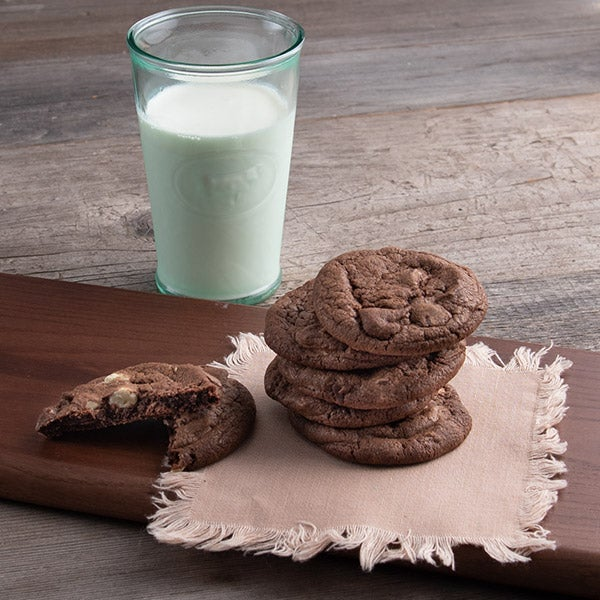 Fudge Brownie  Cookies - 2 pack