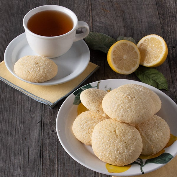 Lemon Sugar Cookies - 2 pack