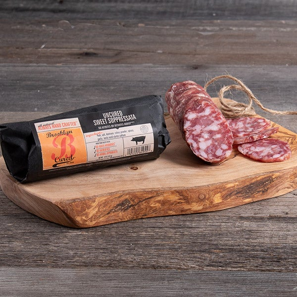 Sweet Soppressata by Brooklyn Cured - 5 oz. -