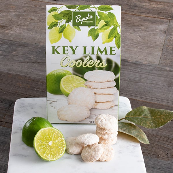 Key Lime Cookies by Byrd's Famous Cookies - 4 oz. -