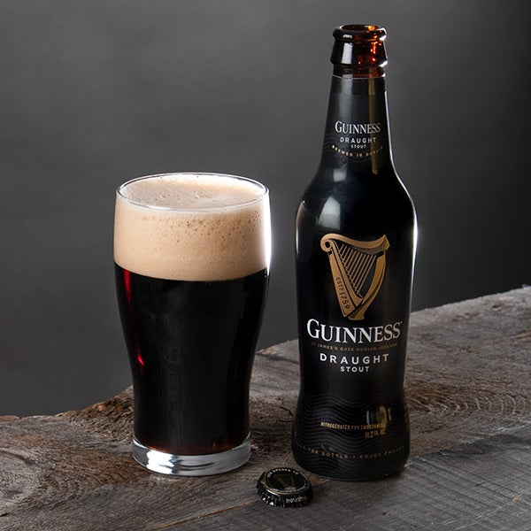 Guinness Draught - 12 oz. -  BOTTLE