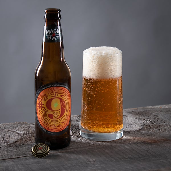 Magic Hat #9 - 12 oz. -  BOTTLE
