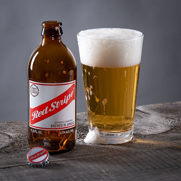 Pale Lager by Red Stripe - 11.2 oz. -  BOTTLE