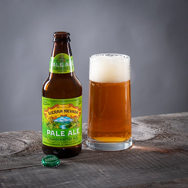 Sierra Nevada Pale Ale - 12 oz. -  BOTTLE