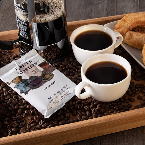 Perfect Potfuls Breakfast Blend by Coffee Masters - 1.5 oz. -
