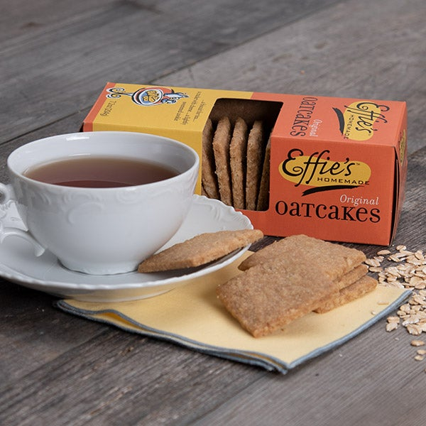 Oatcake Biscuits by Effie's Homemade - 7.2 oz. -