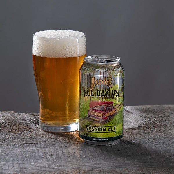 All Day IPA by Founders - 12 oz. - CAN