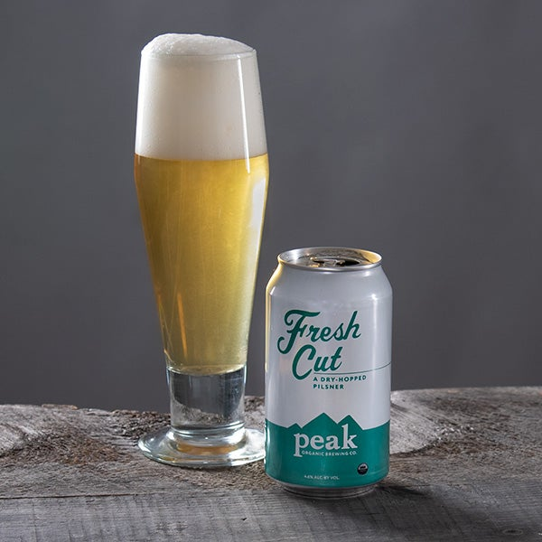 Peak Organic Fresh Cut - 12 oz. - CAN