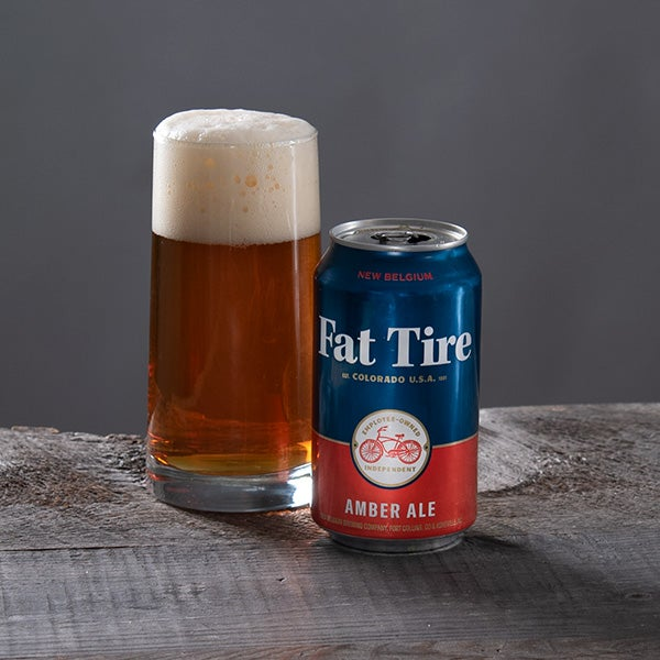 Fat Tire by New Belgian - 12 oz. - CAN