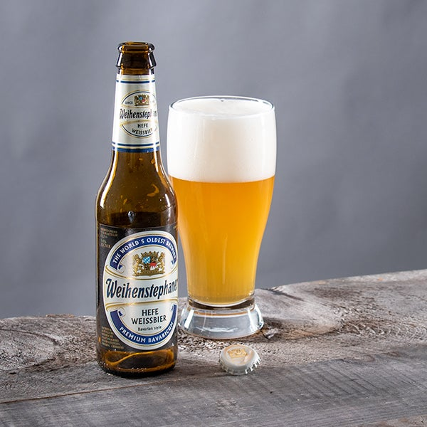 Hefeweissbier by Weihenstephaner - 12 oz. -  BOTTLE