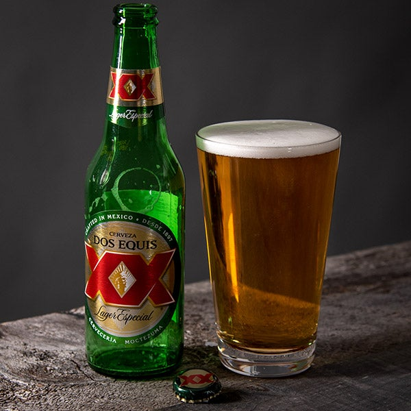 Pale Lager by Dos Equis XX - 12 oz. -  BOTTLE
