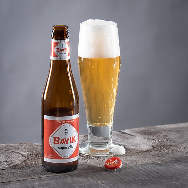 Pilsener by Bavik - 12 oz. -  BOTTLE