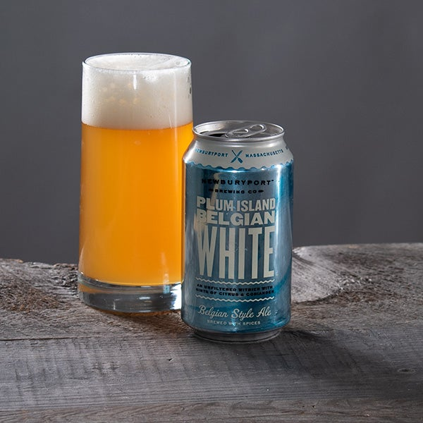 Plum Island White by Newburyport - 12 oz. - CAN