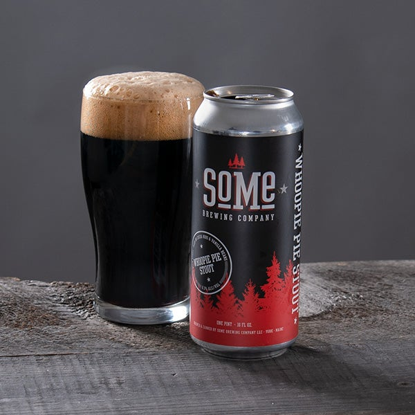 Whoopie Pie Stout by Some - 16 oz. -  CAN