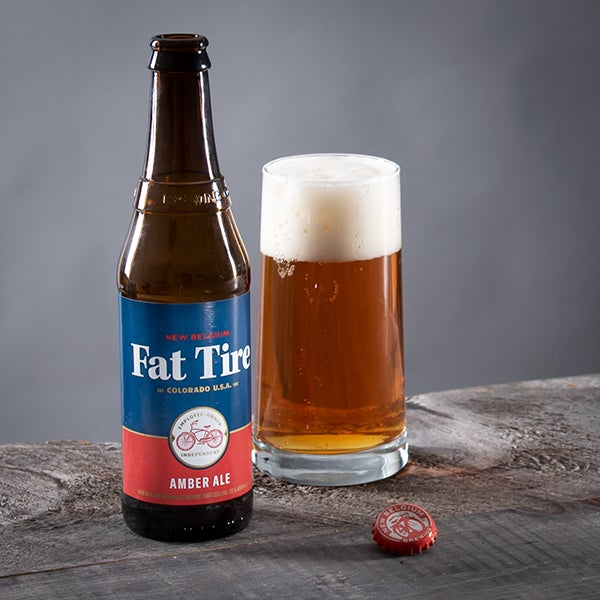 Belgian Amber by Fat Tire - 12 oz. - BOTTLE