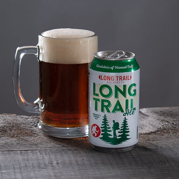 Long Trail Ale by Long Trail - 12 oz. - CAN