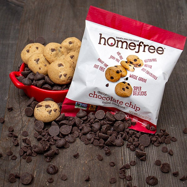 Chocolate Chip Cookies by Home Free - 1.1 oz. -