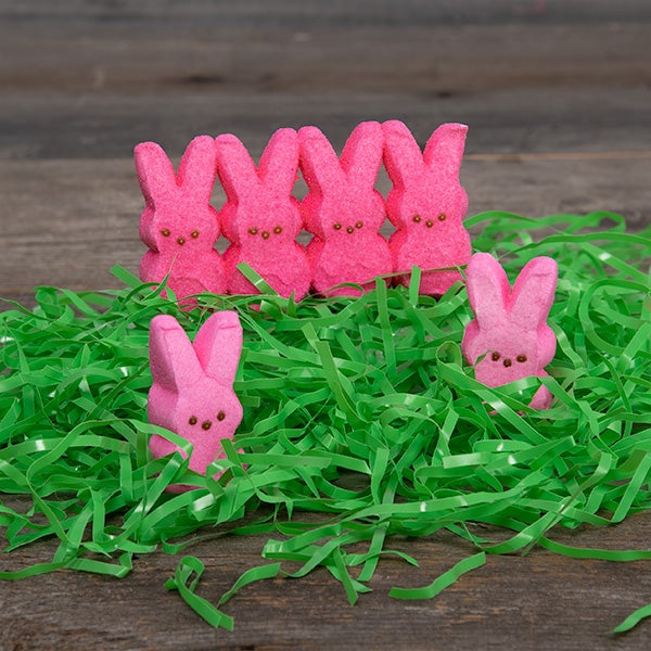 PEEPS (pink) Bunnies by Just Born - 4 ct -