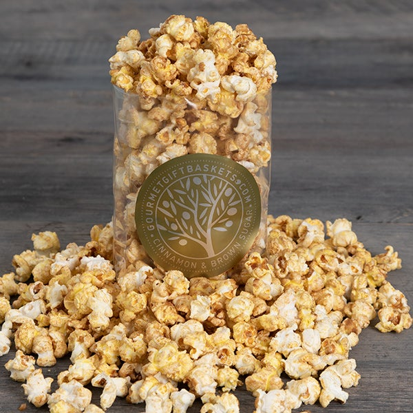 Cinnamon & Brown Sugar Kettlecorn by GourmetGiftBaskets.com - 1.4 oz. - (Christmas)
