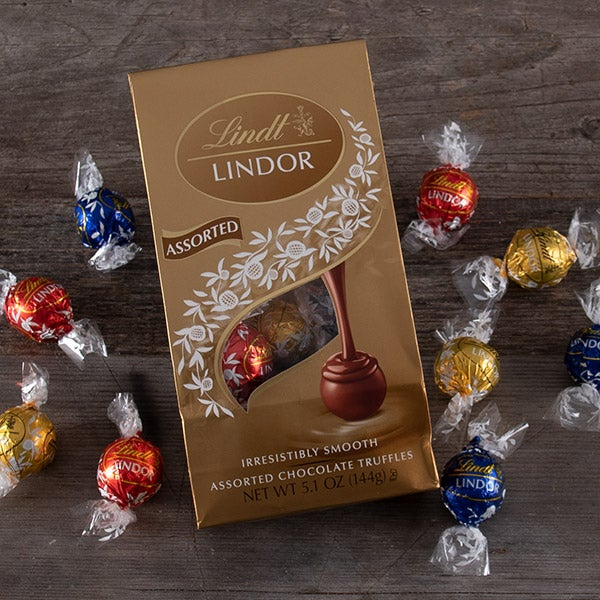 Assorted Truffles by Lindt - 5.1 oz. -