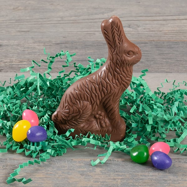 Milk Chocolate Rabbit by Madelaine Chocolate - 2.5 oz. - (CELLO BAG)