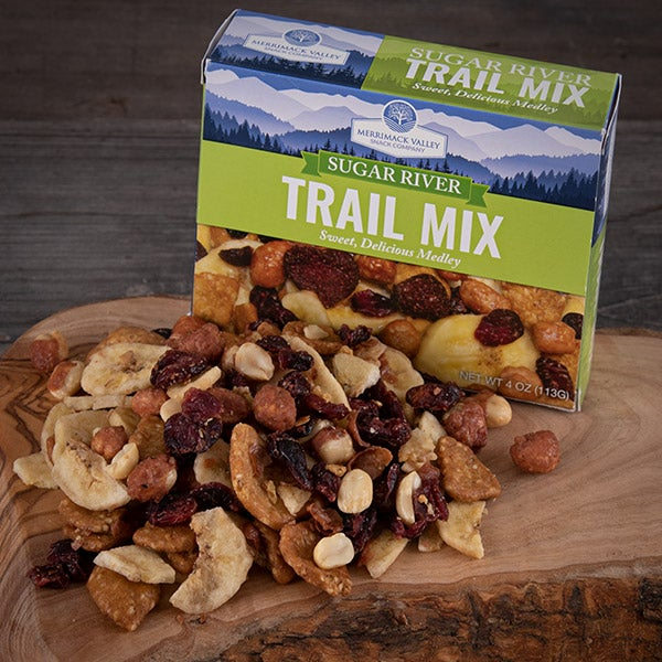 Sugar River Trail Mix by Merrimack Valley Snack Company - 4 oz. -