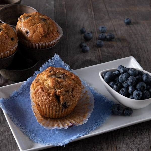 Blueberry Muffin by GourmetGiftBaskets.com - 4 oz. -